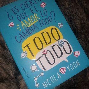 Everything everything book. Spanish